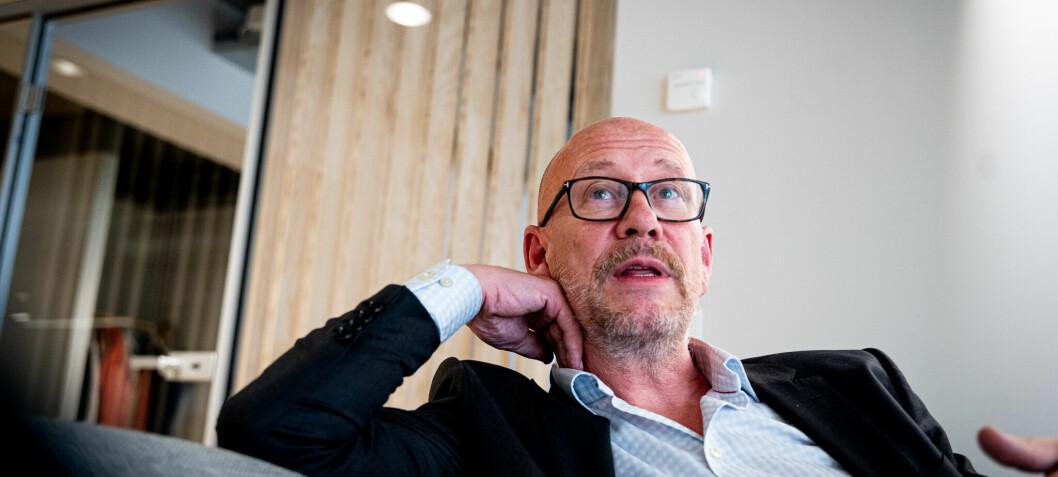 Kjetil Try har solgt seg ned i Try: – Vil være sjef til jeg er 70