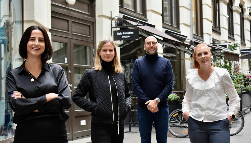 Merkle har ansatt to nye, Ida Rolfsen og Anja Bejat.
