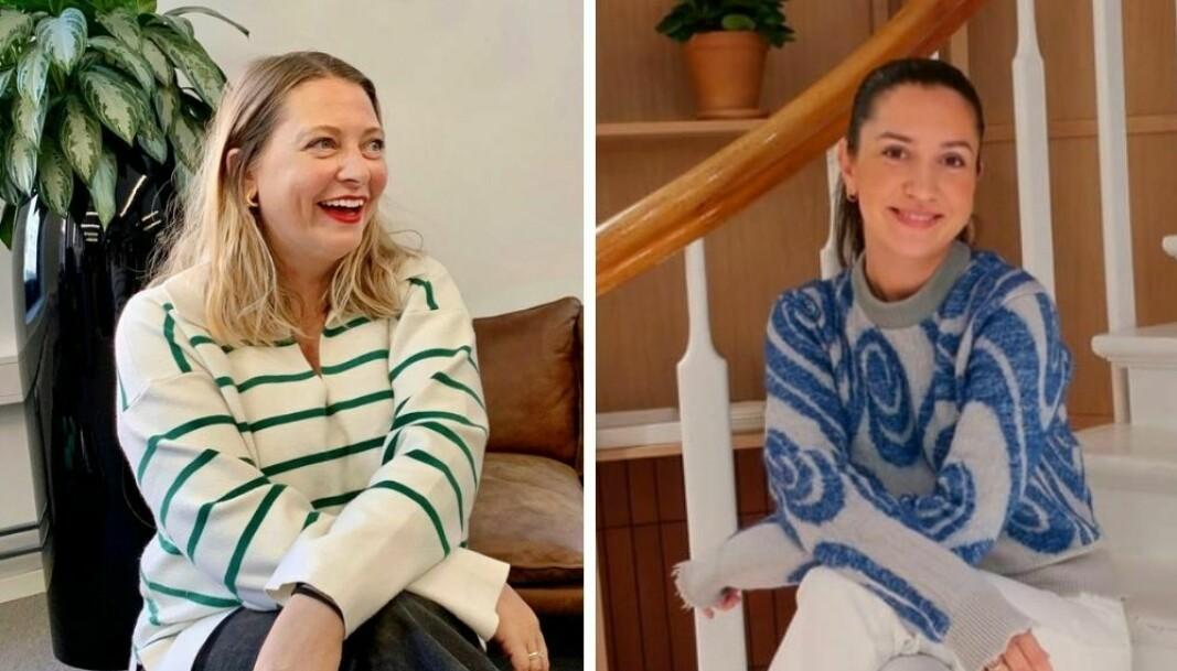 Cecilie Y. Kvam er hentet inn som ny Art Director og Sheida Charlotte Pakzamir er ny prosjektleder.