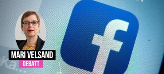 «Det er forskjell på VG og Facebook»