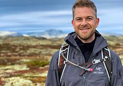 Han er Oslo Lufthavns nye kommunikasjonssjef