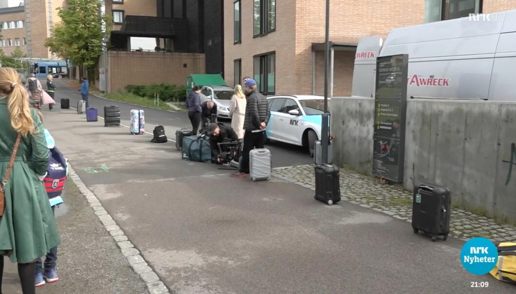 Tidligere denne uken arrangerte Stiftelsen Organdonasjon et stunt på Oslo Universitetssykehus, Rikshospitalet. Dette var i forbindelse med Donasjonsuka som stiftelsen arrangerer.