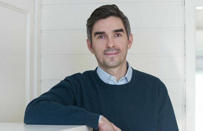 Informasjonssjef i Stiftelsen Organdonasjon, Aleksander Sekowski.