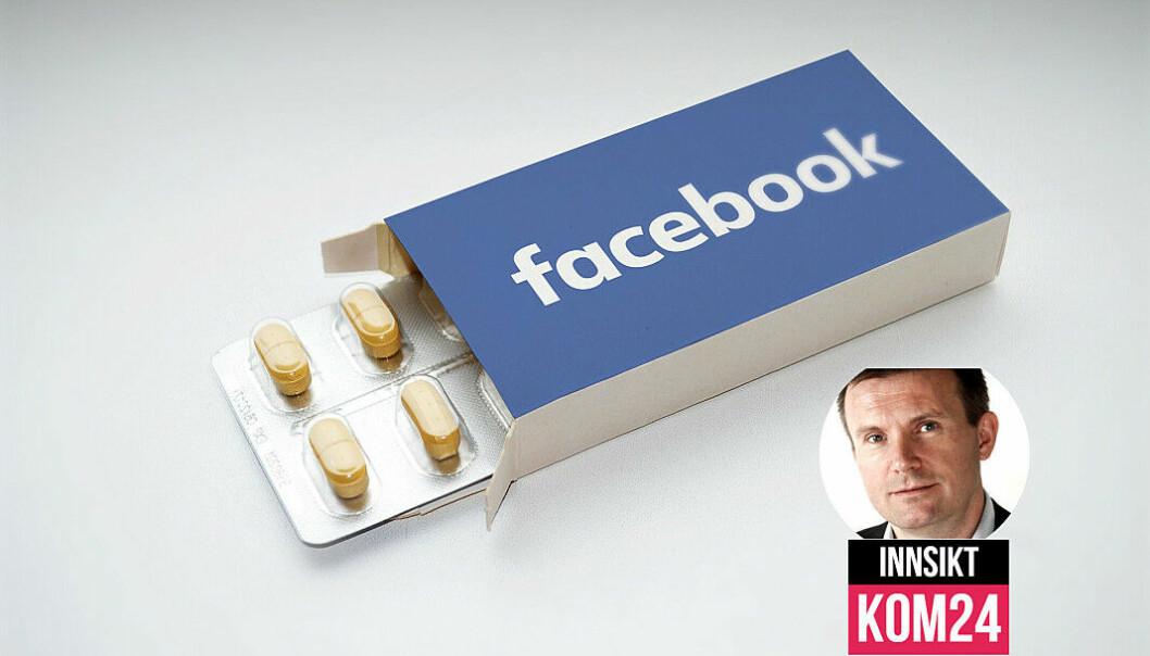 Kommentarer uten tekst og engasjementsfisking er to av tingene som Facebook slår ned på.