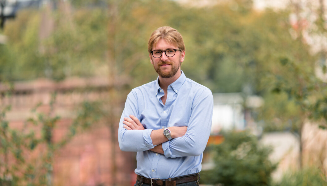 Sebastian Bergedahl Vernang har fått ny jobb som kommunikasjonsrådgiver i MSL.