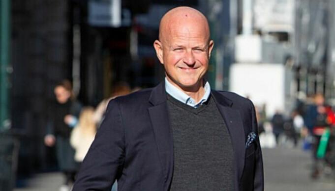 Bård Hammervold, rådgiver og partner i TRY Råd.
