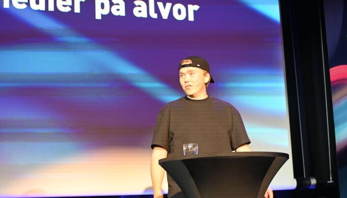 Sindre Bjørnstad er markedsansvarlig og gründer i OMBU AS.