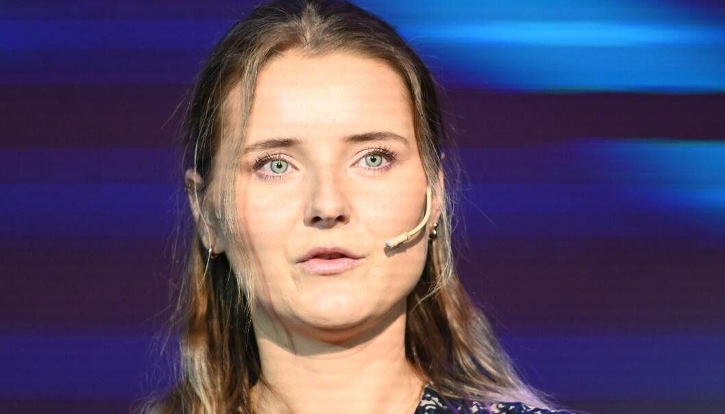 Noras GIF-er har fått over 50 milliarder visninger: – Det er en morsom måte å markedsføre på