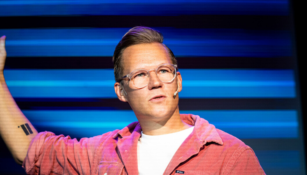 Lars Eia Kirkholm. JCP Prad.