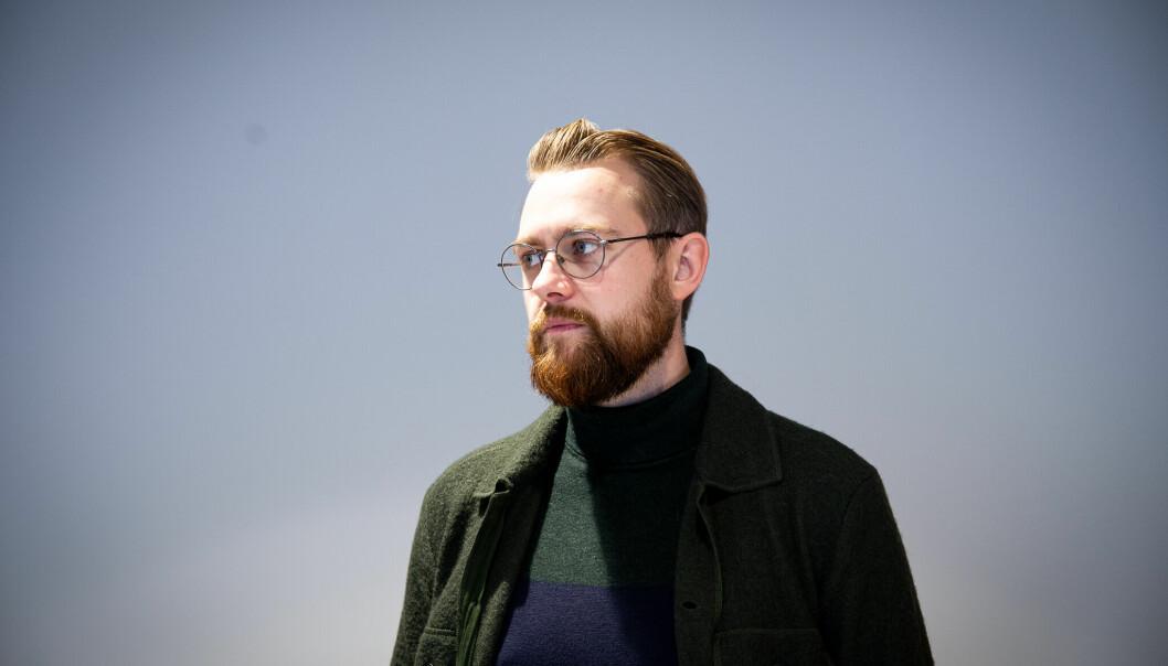 Jon Marius Roald. Podcast-ansvarlig i TRY.