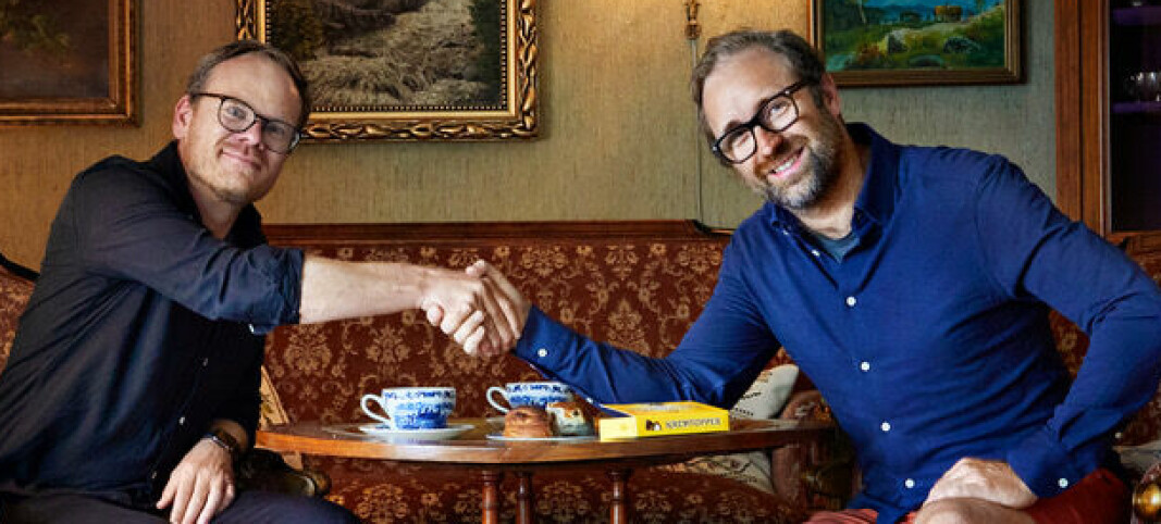 Tore Woll i Tante Randi om å gi fra seg daglig leder-rollen: – Jeg har tenkt på dette i to år