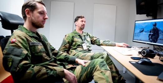 Her lager Forsvaret sine prisvinnende podkaster