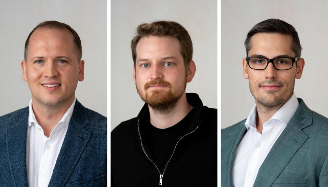 Tidligere RED-partner Magnus Strømnes Bøe, tidligere CTO i Synlighet, Vegard R. Garder og tidligere CRO-sjef i TV2, Erik Holland Haukebø har etablert Rocket sammen med Nova Consulting Group.