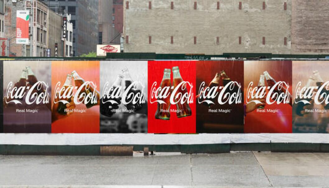 For første gang siden 2016 lanserer Coca-Cola ny merkevareplattform. To nordmenn er sentrale i markedsføringen.