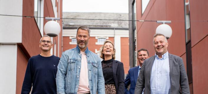 Lanserer nytt kommunikasjonsbyrå i Stavanger