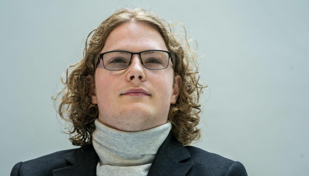 Leder i Unge Sentrum og kommunikasjonsrådgiver Simen Bondevik har fått jobb i Changemaker - Kirkens Nødhjelps ungdomsorganisasjon.