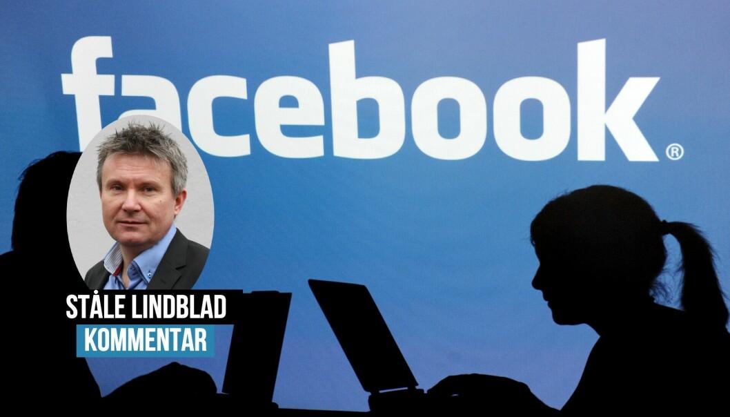 Ståle Lindblad gå gjennom gjennom varsler-saken mot Facebook