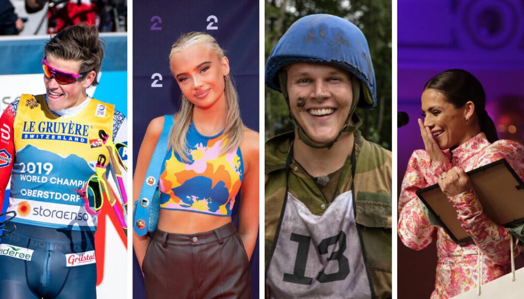 Johannes Høsflot Klæbo, Emma Ellingsen, Vegard Harm og Jørgine Vasstrand er alle blant de nominerte til årets Vixen Awards.