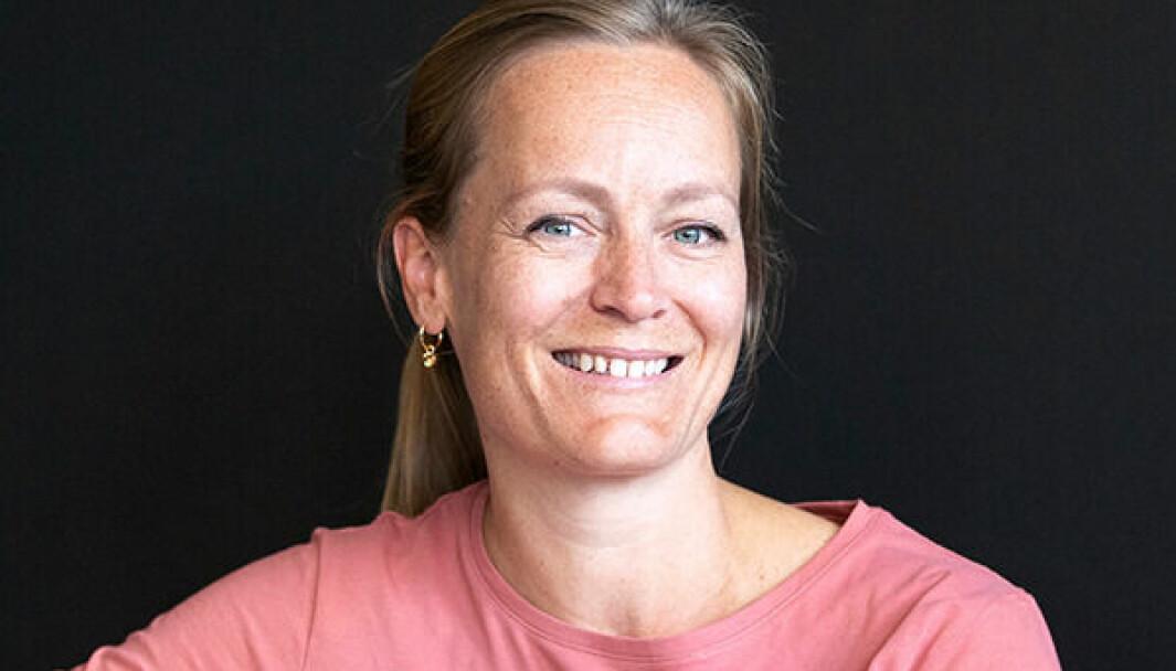 Guro Soelberg Martinsen er daglig leder og seniorrådgiver i byrået Molte.