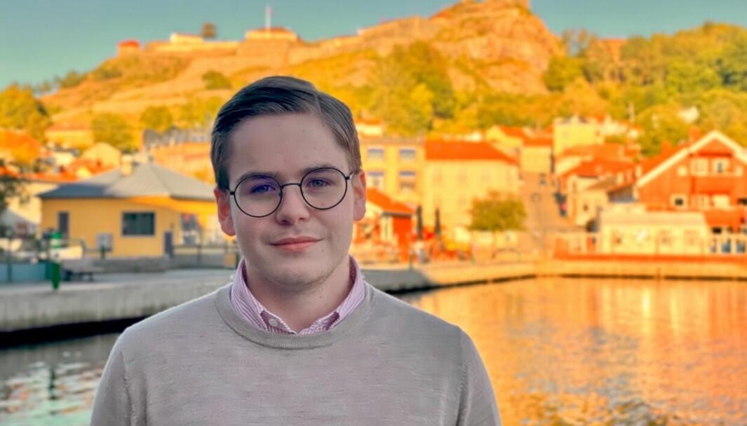 Simen Murud Gundersen studerer PR og strategisk kommunikasjon ved Høyskolen Kristiania.