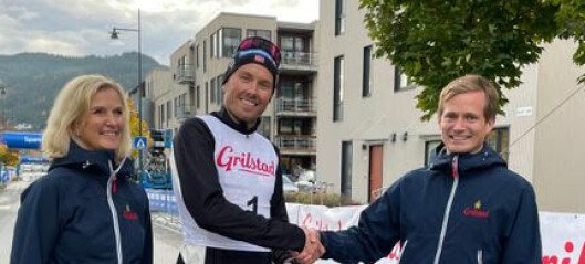 Grilstad og Emil Iversen inngår samarbeid