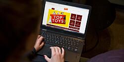 En av ti unge er blitt lurt til å kjøpe noe på nett
