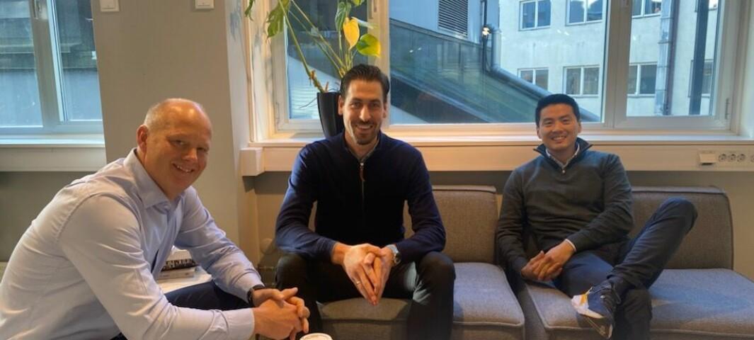 Lukas Loeb blir ny spesialrådgiver i Gambit H+K