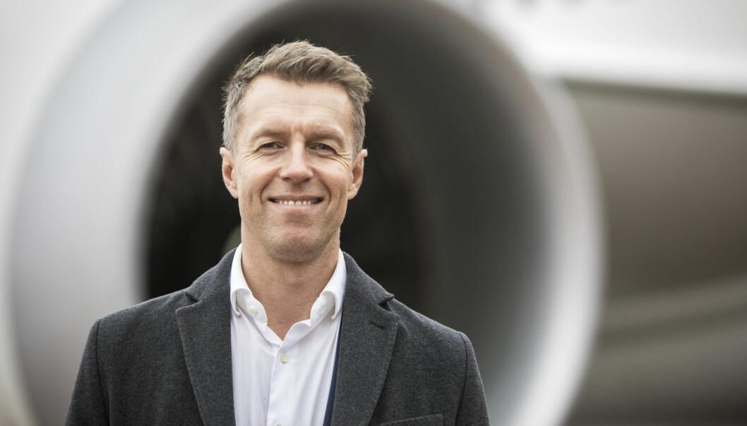 Lasse Sandaker-Nielsen var kommunikasjonsdirektør i flyselskapet Norwegian ASA. Nå er han begynt i Norse Atlantic Airways.
