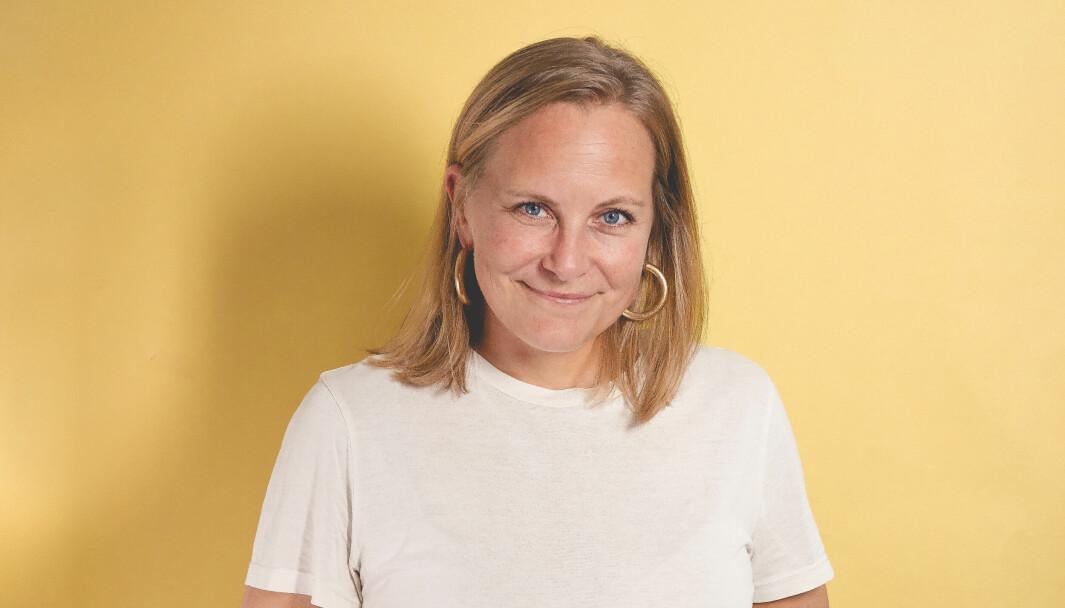 Rikke Hatlo har fått jobb som design lead i Everland.