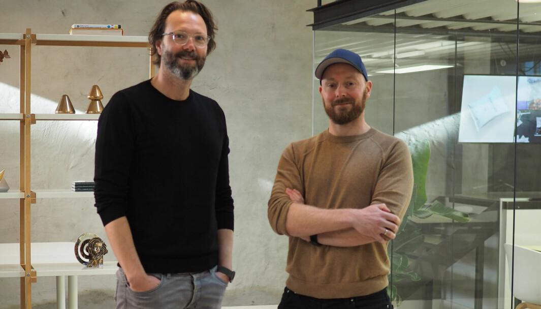 Nicolai Omre er ansatt som senior designer i Opudi.