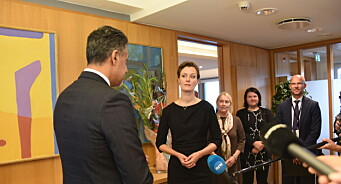 Gry Haugsbakken blir statssekretær for Anette Trettebergstuen