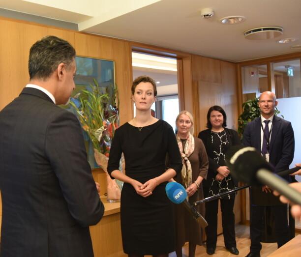 Gry Haugsbakken blir statssekretær i Kulturdepartementet