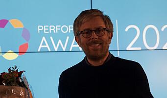 Bjarte Humborstad fra Caulis tildeles æresprisen – Et faglig geni av vår tid