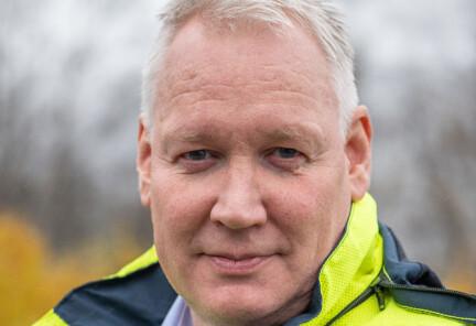 Svein Ove Søreide blir kommunikasjonssjef i BKK Nett