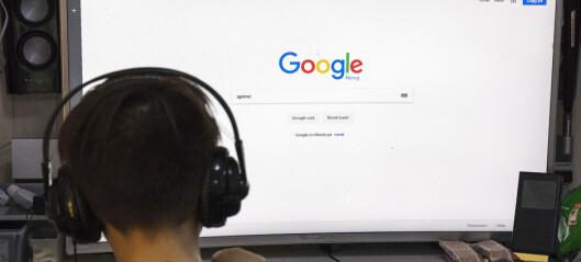 Google-eieren med gigant-overskudd